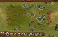 Trupe într-o bătălie strategică